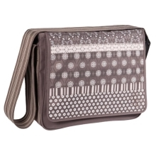 LÄSSIG taška Casual Messenger Bag Multimix Slate