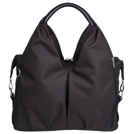 LÄSSIG taška Green Label Neckline Bag Black