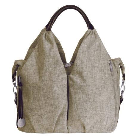 LÄSSIG taška Green Label Neckline Bag Choco Mélange