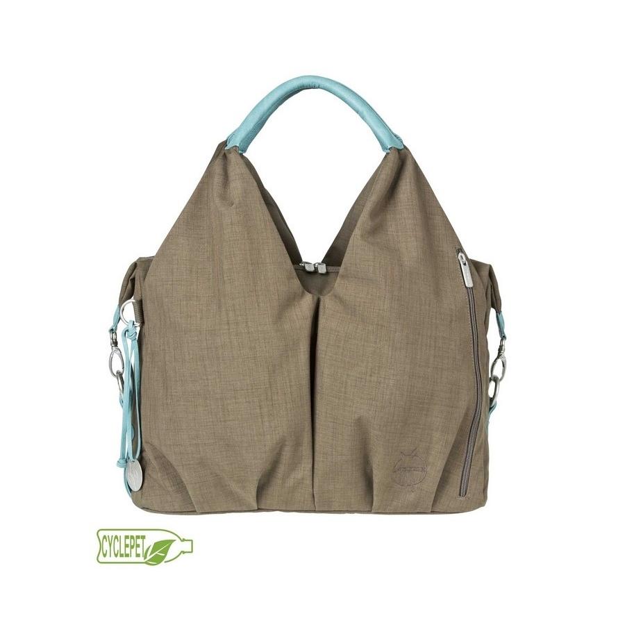 l ssig ta ka green label neckline bag taupe ond. Black Bedroom Furniture Sets. Home Design Ideas