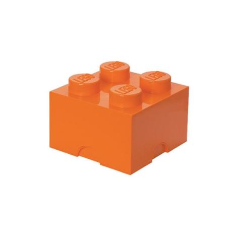 LEGO úložný box 4003 oranžová