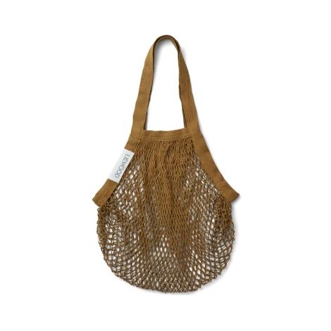 LIEWOOD Mesi Síťovaná taška Olive Green