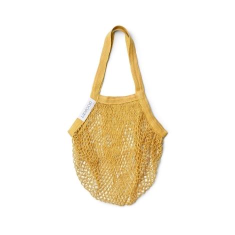 LIEWOOD Mesi Síťovaná taška Yellow Mellow