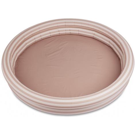 LIEWOOD Savannah Bazének Stripe Rose/Creme de la creme