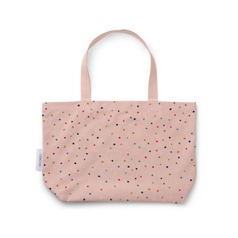 LIEWOOD Velká bavlněná taška Confetti Mix