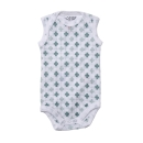 LODGER Body Romper Scandinavian Print Bali/Iced