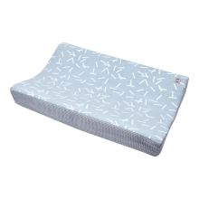 LODGER Changer Flannel/Honeycomb Steel Grey