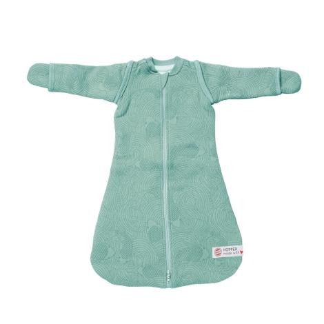 LODGER Hopper Sleeves Empire Silt Green 68/80