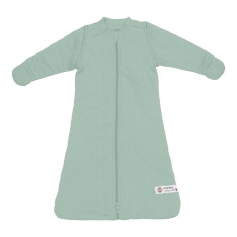 LODGER Hopper Sleeves Solid Silt Green