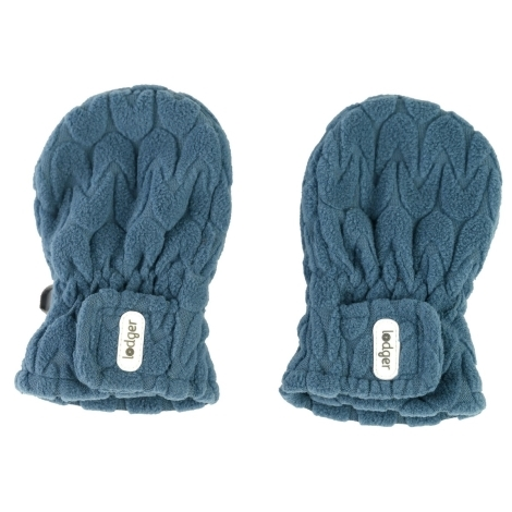 LODGER Mittens Empire Fleece Dragonfly 6 - 12 měsíců