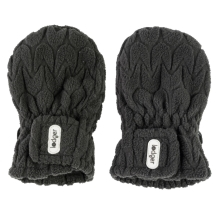LODGER Mittens Empire Fleece Pigeon