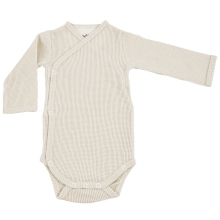 LODGER Romper Long Sleeves Ciumbelle Cloud Dancer