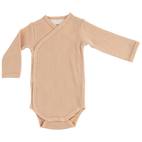 LODGER Romper Long Sleeves Ciumbelle Linen