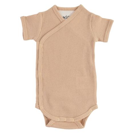 LODGER Romper Short Sleeves Ciumbelle Linen vel. 80