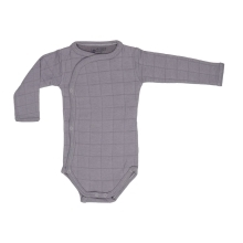 LODGER Romper Solid Long Sleeves Donkey