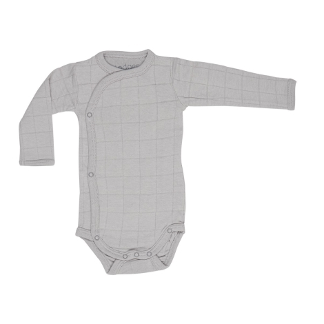 LODGER Romper Solid Long Sleeves Mist