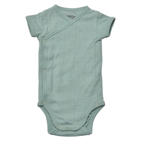 LODGER Romper Solid Short Sleeves Feather