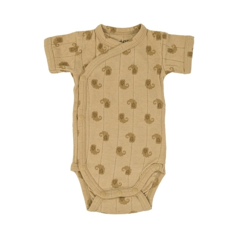 LODGER Romper SS Flame Tribe Sand 80