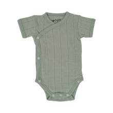 LODGER Romper SS Tribe Silt Green