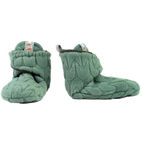 LODGER Slipper Fleece Empire Green Bay 3 - 6 měsíců
