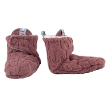 LODGER Slipper Fleece Empire Rosewood