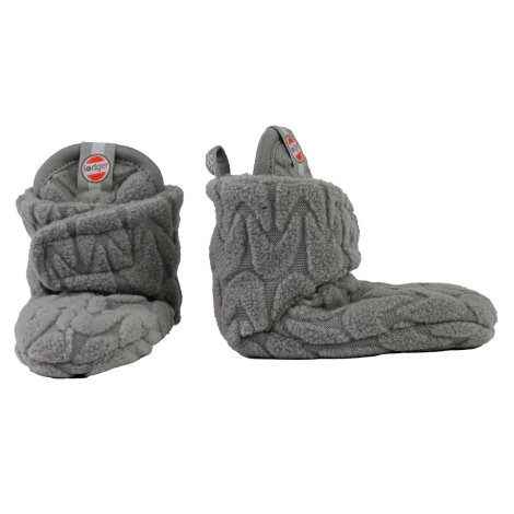 LODGER Slipper Fleece Empire Sharkskin 3 - 6 měsíců