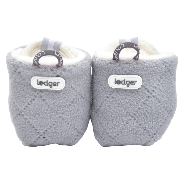 LODGER Slipper Fleece Scandinavian Greige 12-18 měsíců  3e7a65837e