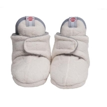 LODGER Slipper Fleece White