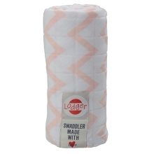 LODGER Swaddler Cotton Nude