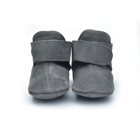 LODGER Walker Leather Basic Dark Grey