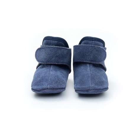 LODGER Walker Leather Basic Denim Blue