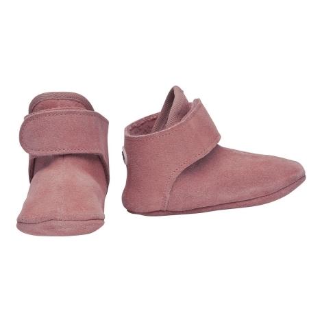 LODGER Walker Leather Basic Plush 15 - 18 měsíců