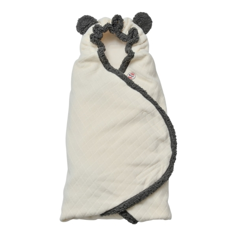 LODGER Wrapper Original Botanimal Off White