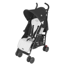 MACLAREN Quest Black Silver
