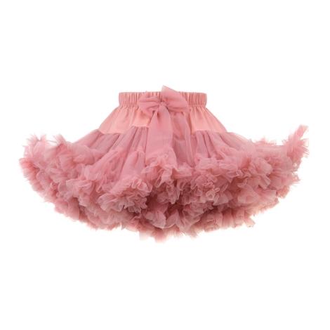 MANUFAKTURA FALBANEK Sukně PettiSkirt Coral Pink 1 - 2 roky