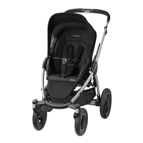 MAXI COSI Mura 4 Plus Black Crystal 2017