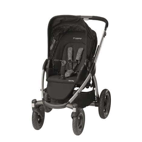 MAXI COSI Mura 4 Plus Digital Black 2015