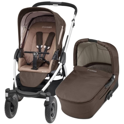 MAXI COSI Mura 4 Plus komplet AKCE! Walnut Brown