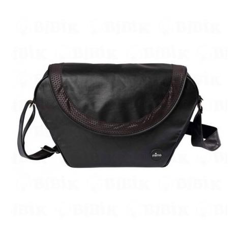 MIMA Přebalovací taška Trendy Flair černá