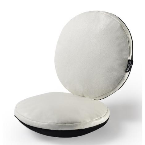 MIMA Sada sedacích polštářků do židličky Moon bílá