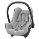 MUTSY Evo Urban Nomad Black/Light Grey + Maxi Cosi Cabriofix Nomad Grey