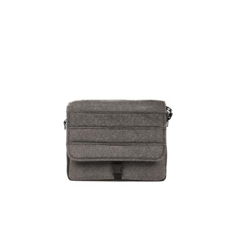 MUTSY přebalovací taška Igo Reflect White & Black