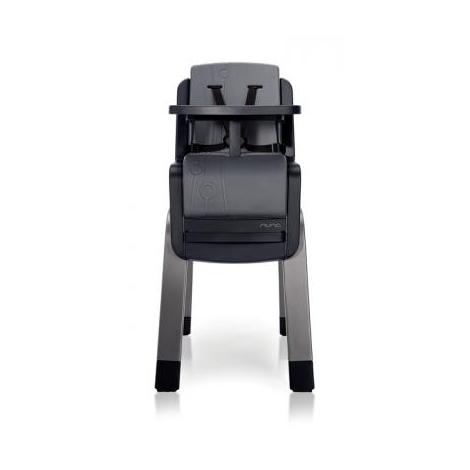 NUNA Zaaz Pewter jídelní židlička