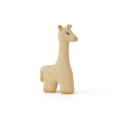OYOY Kousátko Noah Giraffe Yellow