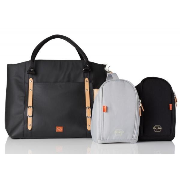 PACAPOD Mirano kabelka i přebalovací taška modrá  d75a6cad05e