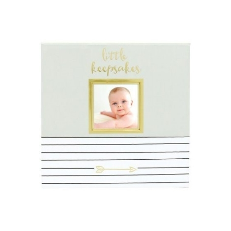 PEARHEAD Krabička na vzpomínky Hello Baby