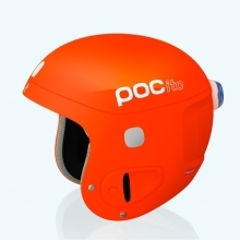 POCito Helmet Fluorescent Orange