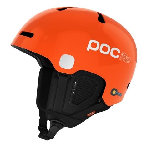 POCito Helmet Fornix Fluorescent Orange XS-S