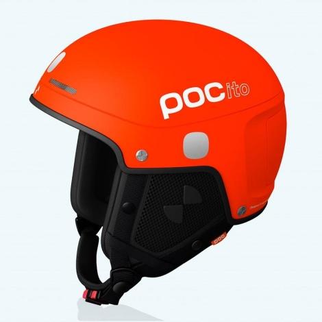 POCito Light helma Fluorescent Orange vel. XS-S