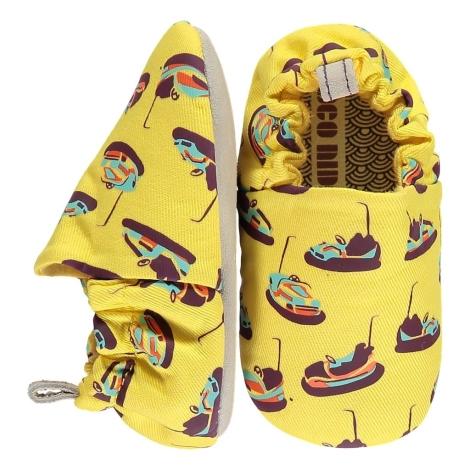 POCO NIDO Capáčky Mini Shoes Dodgems 6-12 měsíců